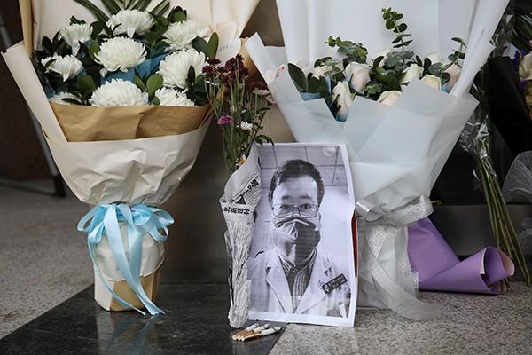 Li Wenliang Memorial