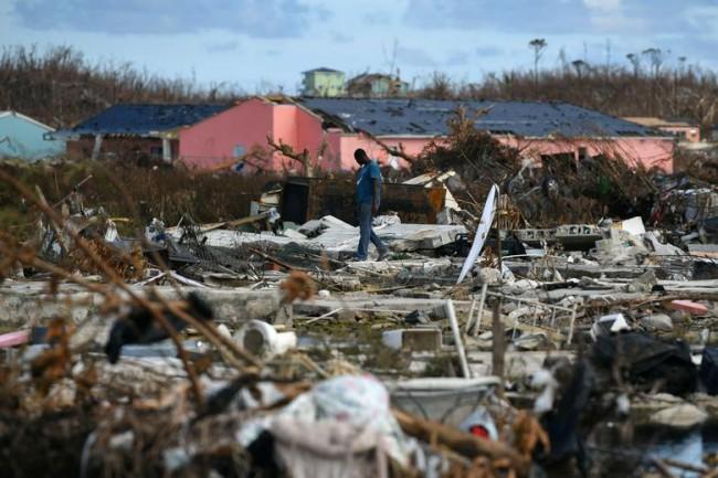 Hurricane Dorian's Aftermath in Bahamas