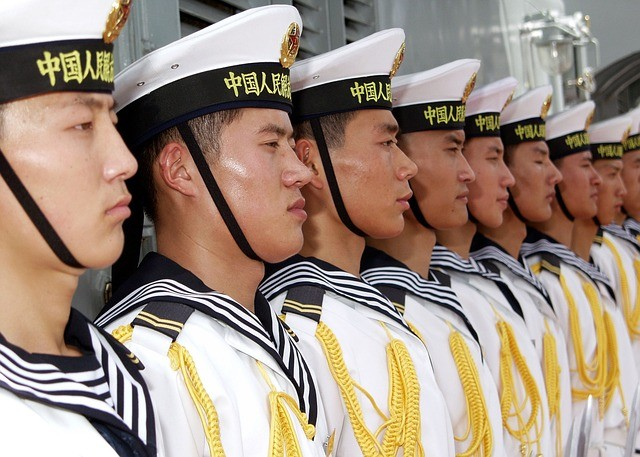 China Makes Unmanned Robot Warships While U.S. Navy Plans Two Drone Ships