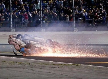 Ryan Newman Miraculously Survives Daytona 500 Crash