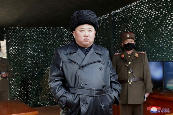 North Korea Launches Unidentified Projectiles From Sondok Near Japan