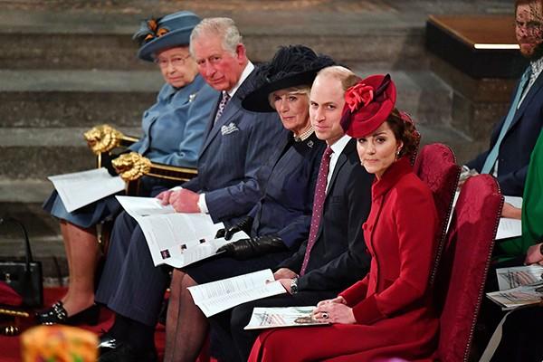 Prince Charles and the Royal Family