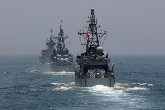 Five Iranian Fuel Tankers Entered Venezuelan Waters Despite US Ships' Warning