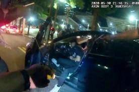 Atlanta Police Department bodycam video footage