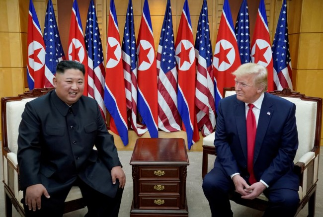 Kim Jong-Un Ramping Tensions With South Korea to Distract Trump Into Negotiations