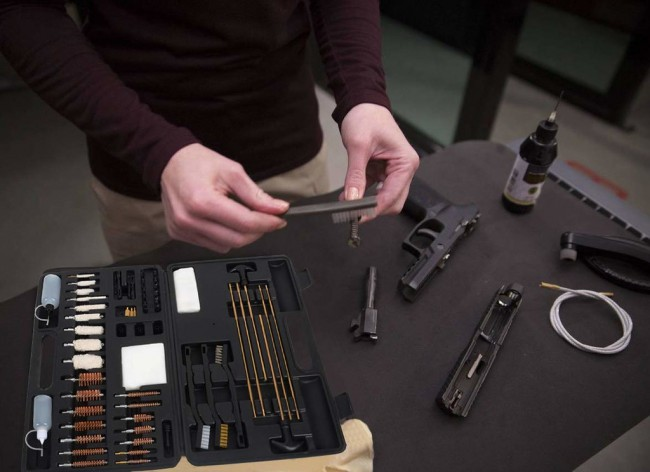 Not to be Missed Gun Cleaning Essentials