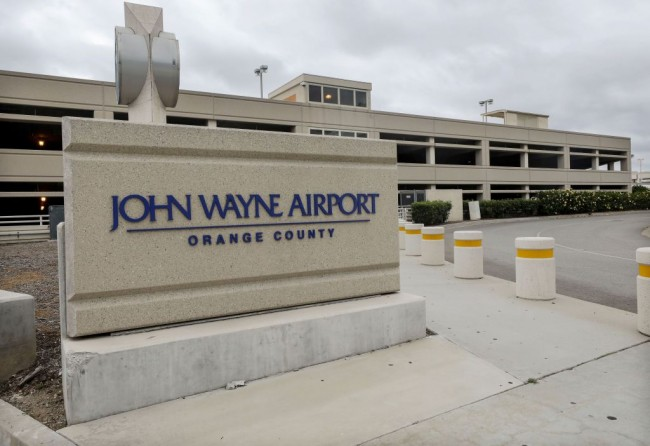 Local Politicians Call For John Wayne Airport To Change Name Over Actor's History Of Racist Comments