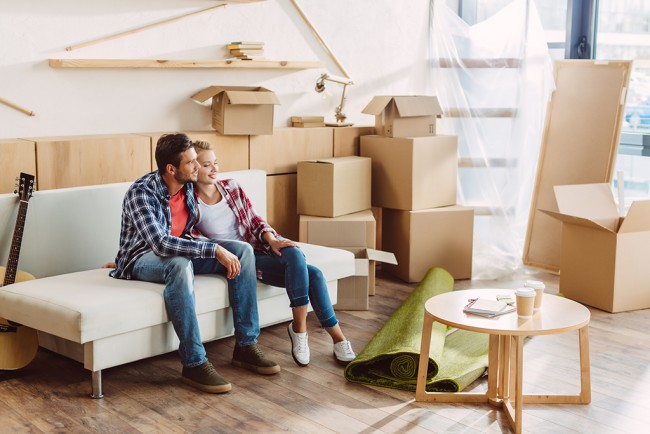 Can You Stay Sane While Moving a House?