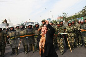 Riots Occur In China's Urumqi Ethnic Region