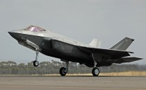 Future War Air Force F-22s and F-35s: Swarming Attack Drones Will Change Aerial Warfare