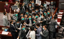 China Propose Controversial Security Laws For Hong Kong