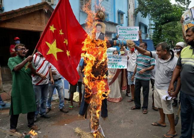 China India Dispute