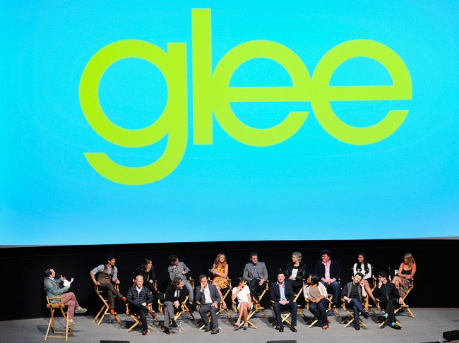 "The Academy Of Television Arts & Sciences' Screening Of Fox's ""Glee"""