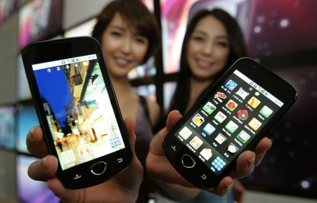 Samsung Launch New Smart Phones