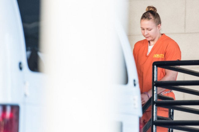 Intelligence Industry Contractor Reality Winner Accused Of Leaking NSA Documents Pleads Not Guilty