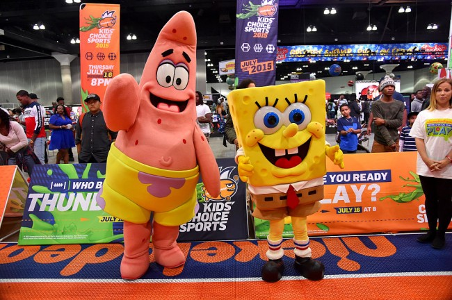 """Nickelodeon Hosts Basketball Tryouts for Kids' Choice Sports 2015 """"Triple Shot Challenge"""" At The BET Experience At The L.A. Convention Center"""