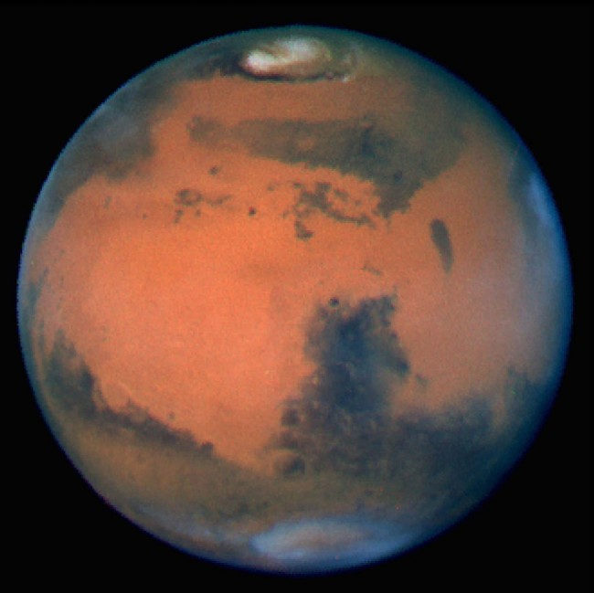The Sharpest View Of Mars Ever Taken From Earth