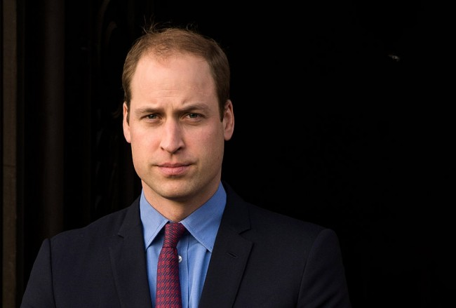 The Duke Of Cambridge Visits Birmingham