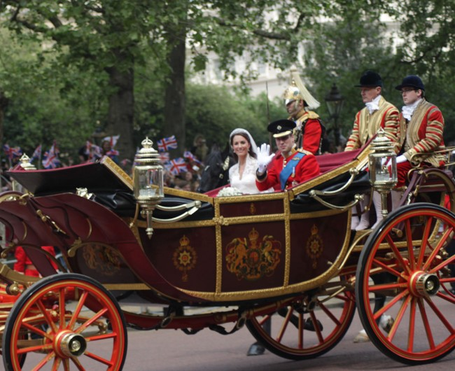 Prince William, Kate Middleton Wedding