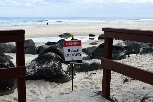 Gold Coast Beaches Closed Following Fatal Shark Attack At Greenmount Beach