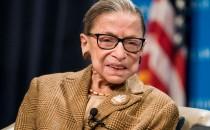 Justice Ruth Bader Ginsburg Speaks At Georgetown Law