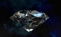 Mining Diamonds in the Cosmos: Exoplanets Contain Diamonds in Their Cores but No Life