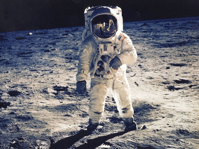 35th Anniversary Of Apollo 11 Landing On The Moon