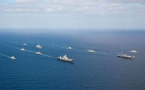 India and Australia Will Have a 2-Day Naval Exercise in the Indian Ocean