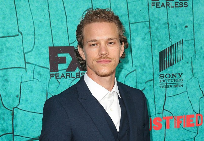 """Premiere Of FX's """"Justified"""" Series Finale - Red Carpet"""