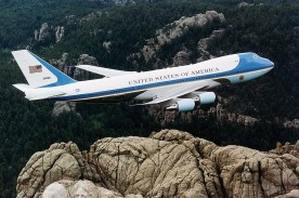 Air Force One: Ten Reasons Why It Is the Guardian of the U.S. President