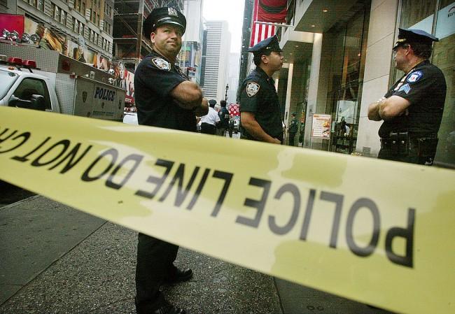 Triple Shooting Near Times Square