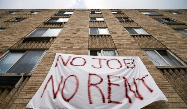 Eviction Actions Filed Around US Since September Worrying Tenants