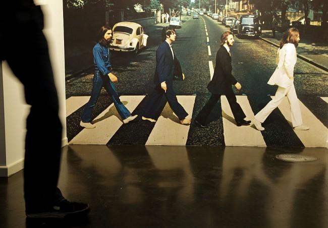 Beatlemania Exhibition Opening