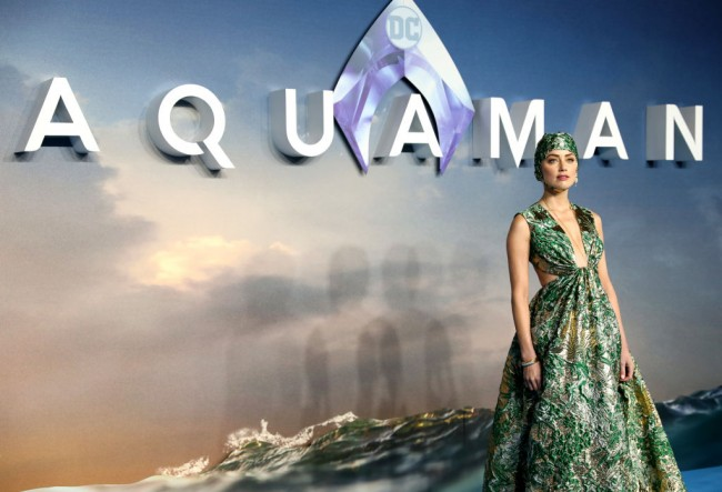 """Aquaman"" World Premiere - Red Carpet Arrivals"