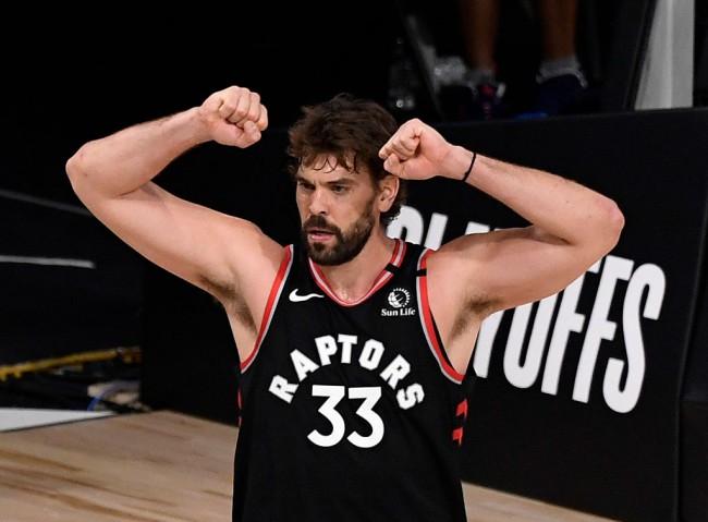 Toronto Raptors v Boston Celtics - Game Three