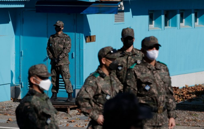 Korean Peace Village Reopens After Months Of Closure