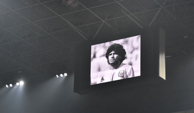 Diego Maradona, Argentinian Football Legend, Dies at Age 60