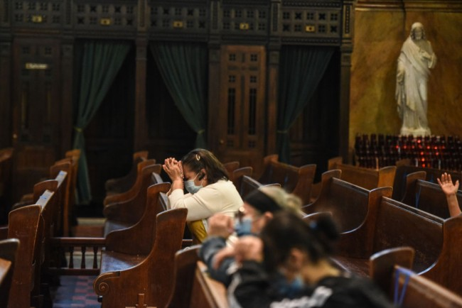 Brooklyn Diocese Re-Opens 90 Percent Of Churches During COVID-19 Pandemic