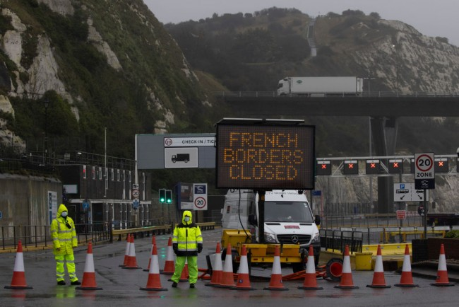 French Halt Arrivals From UK Over Covid-19 Worries