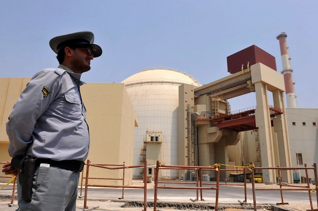 Iran Begins To Fuel The Country's First Nuclear Power Station