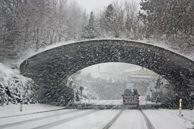 Spain Blizzard