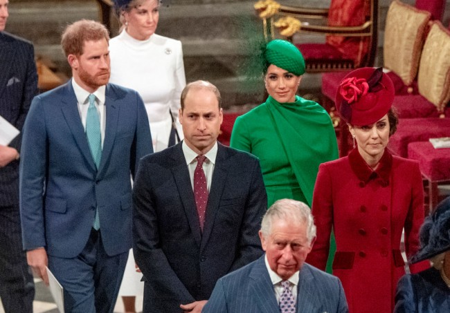 Royal Reunion: Prince Harry, Meghan Markle Invited To Queen's 95th Birthday