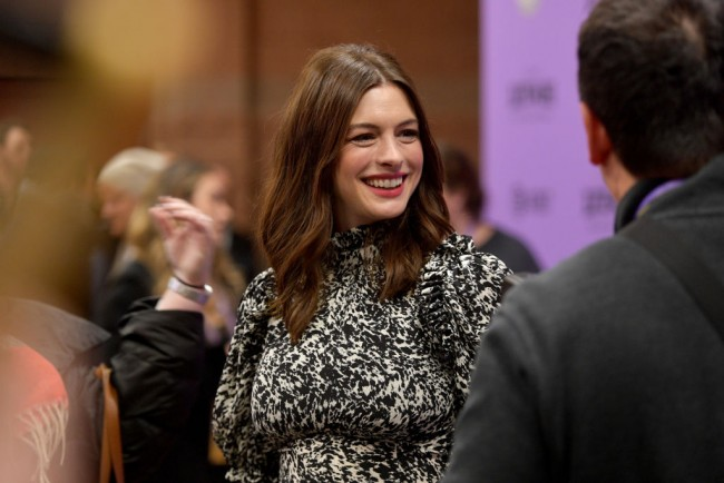 """2020 Sundance Film Festival - """"The Last Thing He Wanted"""" Premiere"""