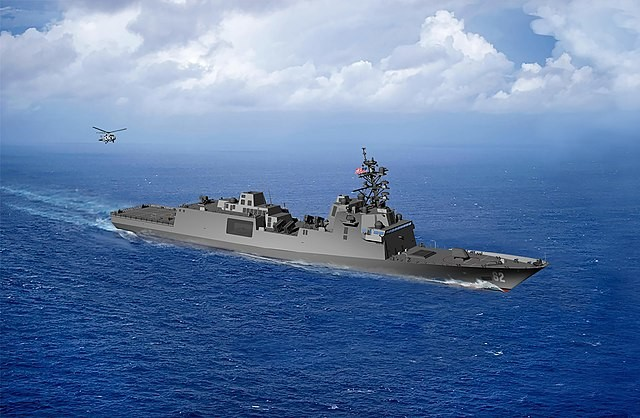 US Navy Wants Multiple Missiles and Lasers Installed on the Navy New Frigate