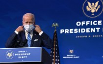 President-Elect Biden Delivers Remarks On COVID-19 Pandemic And Planned Response