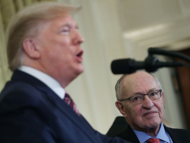 Alan Dershowitz says Democrats Violated the Constitution Six Times During Impeachment Process