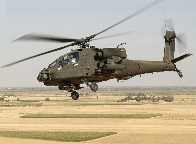 Australia Orders Updated US AH-64 Guardian Helicopters for Armed Reconnaissance, Increase Its Attack Helicopter Force