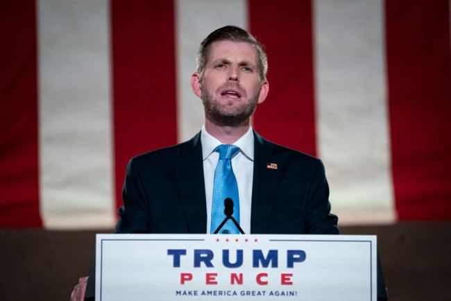 Eric Trump Gives Farewell Message to Trump Supporters, The Best is Yet to Come!