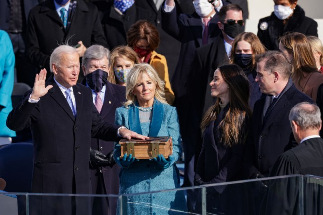 Biden: No Family Member to Influence Any Government Decision