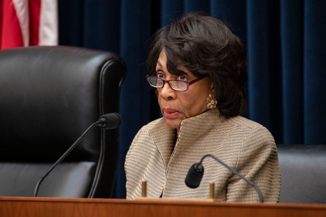 Trump lawyer says video of rep. Maxine waters inciting violence to be used
